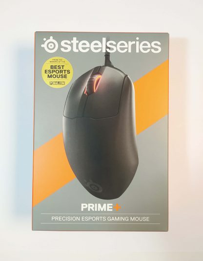 STEEL SERIES PRIME + MOUSE